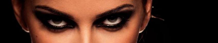 Comment se faire les yeux charbonneux des célébrités