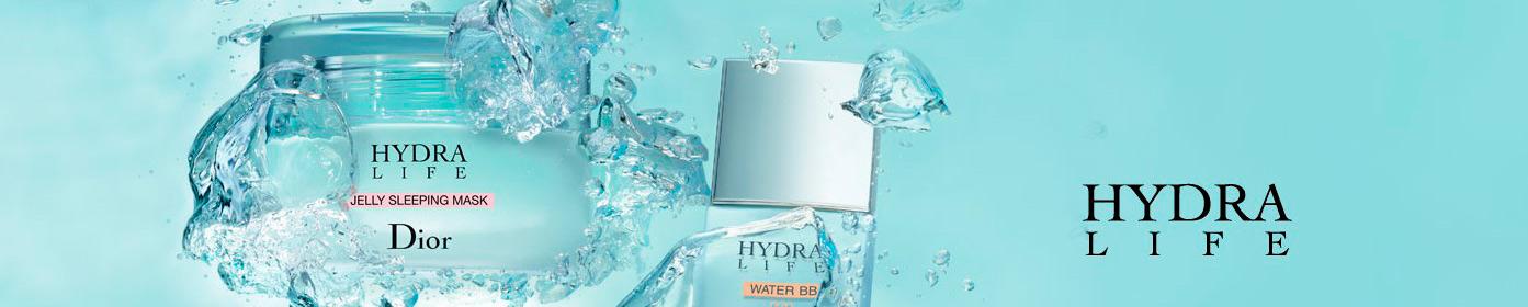 Entdecke Dior Hydra Life