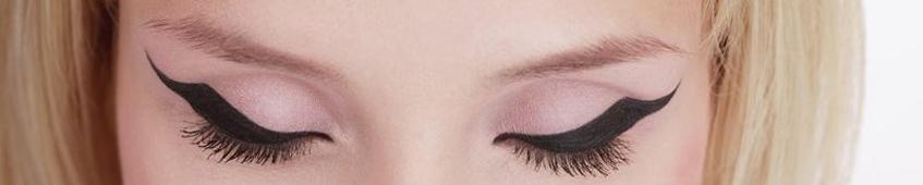 Arborez un eyeliner de star !