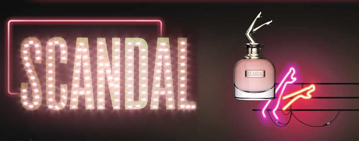 """""""Scandal"""", le nouveau parfum pour femme de Jean Paul Gaultier"""