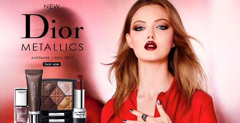 DIOR : Nouveautés de maquillage