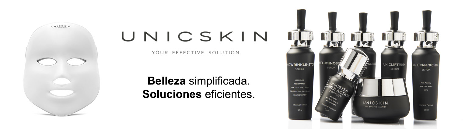 UNICSKIN, la solución efectiva para tu piel