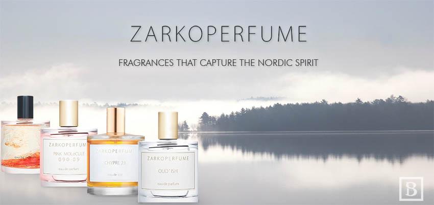 ZARKOPERFUME, fragances that capture the nordic spirit