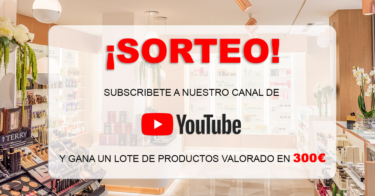 ¡SORTEO! Gana 300€ en productos de Clarins, Hugo Boss, Carita, Scandal y Jeanne Piaubert