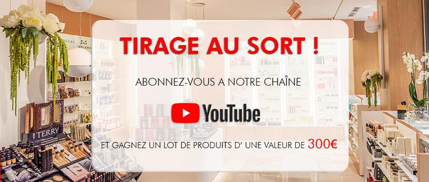 Gagne 300€ de produits de chez Clarins, Hugo Boss, Carita, Jean Paul Gaultier y Jeanne Piaubert
