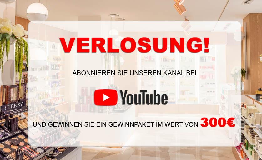 VERLOSUNG! Gewinnen Sie Produkte von Clarins, Hugo Boss, Carita, Jean Paul Gaultier und Jeanne Piaubert im Wert von 300 €