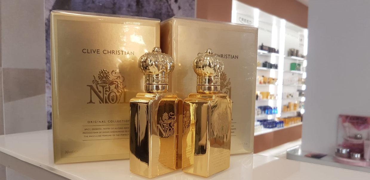 CLIVE CHRISTIAN, el perfume más caro y lujoso del mundo