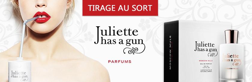 TIRAGE AU SORT! Munissez-vous de Moscow Mule par Juliette Has a Gun
