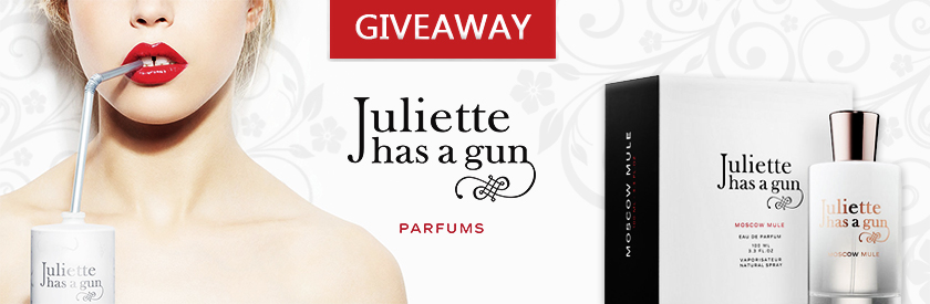 GIVEAWAY! Arm yourself with Moscow Mule by Juliette Has a Gun
