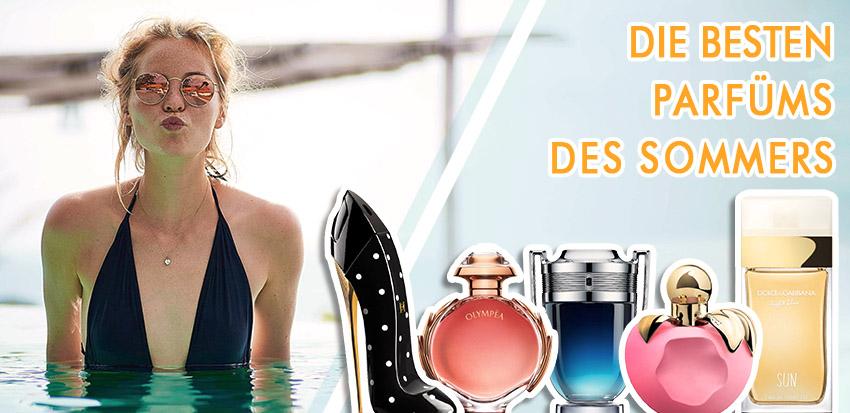 Die besten sommerlichen Parfüms von 2019
