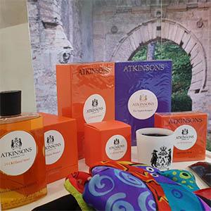ATKINSONS perfumista oficial de la Familia Real Británica - Promoción valorada en más de 450€