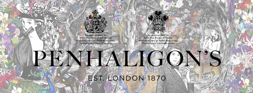 PENHALIGON'S Eccentricity and British heritage in the heart of each fragrance