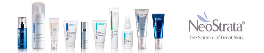 The ins and outs of Neostrata's products with glycolic acid