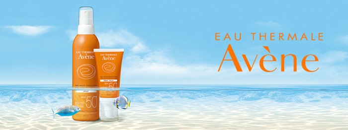 Avène sun creams: the best protection for sensitive skin